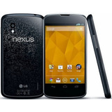 Celular Barato Lg Nexus 4 Android 16gb 8mpx Wifi 4g Whatsapp