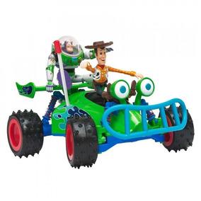 Toy Story Carro De Rc Incluye A Buzz Y Woody Nuevo Sellado