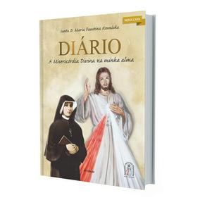 Livro Diário A Misericórdia Divina Na Minha Alma