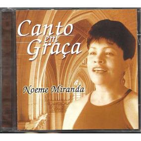 Cd Noeme Miranda Canto Em Graça 1998