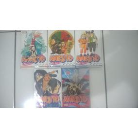 Mangá Naruto Clássico Varios. Volumes 6,15,21,25,44,45,e 47