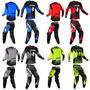 Conjunto Kit Calça + Camisa Ims Start 2014 Trilha Motocross
