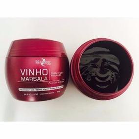Ativador De Tons Vermelhos Escuros Mairibel Masc Vinho Marsa