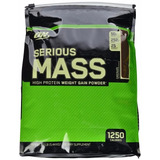 Serious Mass12lb Ganador De Peso On Muscleproducts + Regalo