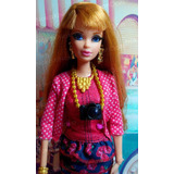 Linda Camera Fotografica Para Boneca Barbie * Monster High