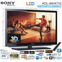 Tv Led Smart 3d Sony 46 + 2 Lentes 3d - Permuto X 4k