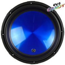 Subwoofer Audiopipe Txx Apa 15 Bl / Rd 2000w 1000 Rms!
