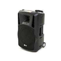 Bocina Lg Con Sub Buffer 80w 12 Modelo Fh4 Bluetooth Ruedas