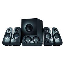 Bocinas Logitechz506 Sonido Surround 5.1 75vatios Rms Rca 3d