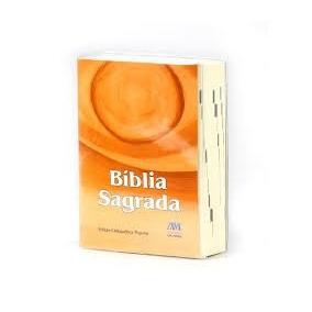 Biblia Ave Maria Edição Catequetica (média)