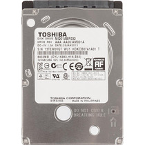 Hd 2.5 Sata 320gb P/ Notebook - Toshiba Slim 7mm Mq01abf032