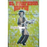 Afiche El Profesor Hippie Luis Sandrini, Roberto Escala 1969