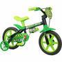 Bicicleta Infantil Aro 12 Black Nathor