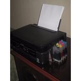 Impresora Epson Tx430w Seminueva Operativa 100%