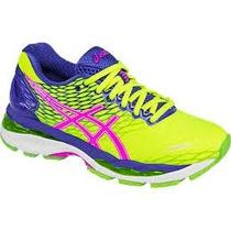 Nuevas Zapatillas Running Asics Gel Nimbus 18 Women Envios