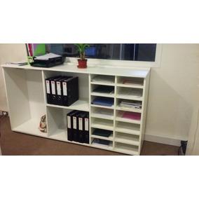 Mueble de guardado muebles para oficinas en mercado for Muebles para oficina en argentina