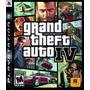 Grand Theft Auto Iv Gta Playstation 3 Nuevo