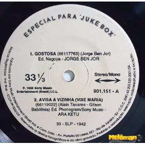 Especial Para Jukebox Jorge Ben Martinho Da Vila Compacto