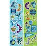 Stickers De Monster University X8 Laminas