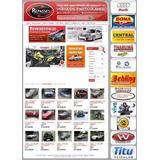 Script Em Php Site Revenda E Classificados Veículos Carros