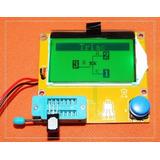 Medidor De Esr (ohmimetro, Capacimetro, Indutimetro)