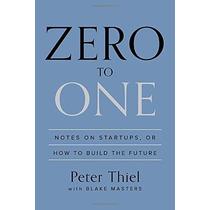 Libro Zero To One: Notes On Startups Peter Thiel + Regalo