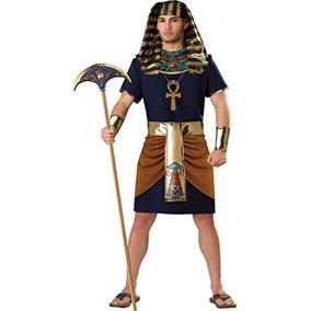 Hombres Adultos Incharacter Faraón Egipcio De Vestuario Med