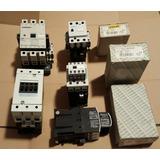 Contactores Siemens/moeller Bobina De Continua 24 Vcc