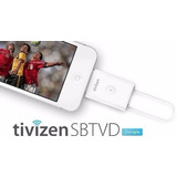 Tivizen Sbtvd Ibz-100 Receptor De Tv Digital P/ Ipod/iphone