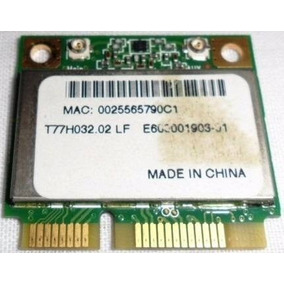 Atheros Ar5bhb63 Mini Pci Wlan Wifi Wireless Card 802.11 B/g