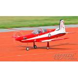 Aeromodelo Pilatus Pc9 Tucano Completo C/ Radio+lipo+carreg
