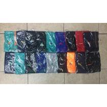 Kit C/10 Short Adidas Nike Puma Tactel S/forro C/bolso