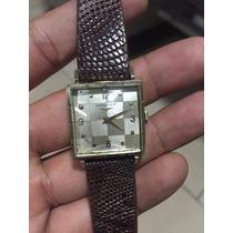 Reloj Longines De Oro Macizo De Colección