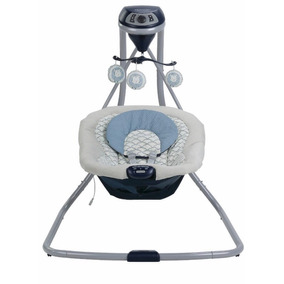 Columpio Musical Con Vibrador Simple Sway Graco