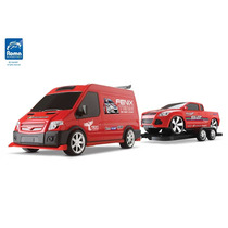 Supervan Tuning Pick Up - Roma