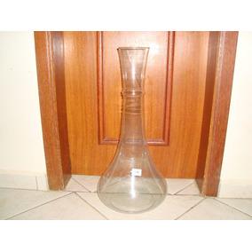 Vaso De Vidro Rublim - Transparente Kit Com 2 Peças