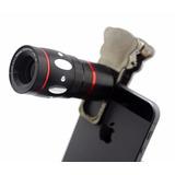 Celular Iphone 5s Lente Telescópica 10x Acessorio Foto Zoom
