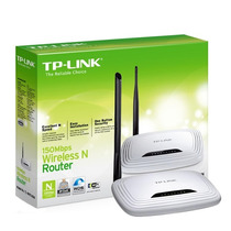 Roteador Wifi Tp-link Tl Wr 740n 150mbps