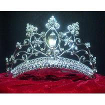 Corona Tiara Xv Años Presentación Boda Reina Princesa Fiesta