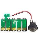 Chip Reset Sistema Continuo Para Epson Tx525fw T30 T50 C110