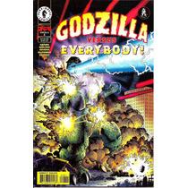 Godzilla Nº 8 Versus Everybody Dark Horse Comics(inglés)