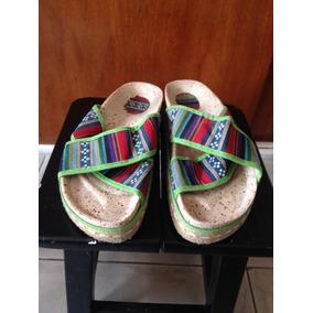 Sandalias De Mujer Aguayo Oferta