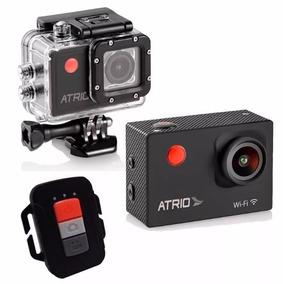 Câmera Ação 1080p Wifi Controle Atrio Dc184 Gopro - Outlet