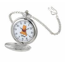 Disney Winnie The Pooh Reloj De Bolsillo