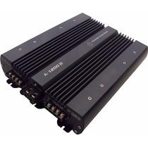 Modulo Amplificador Digital, Power Systems A1200 4 Canais