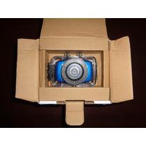 Camera Fotografica A Prova D´agua Novo Sem Uso +cart.32g