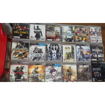Jogos Ps3 Battlefield Guitar Hero Fifa 10 Play Station