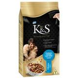 K&s Cachorro 15+2kg Gratis. Fabricado Por Equilibrio