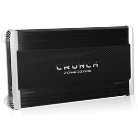 Amplificador Crunch Pz1500.1 Clase A/b Monoblock 1500w Max