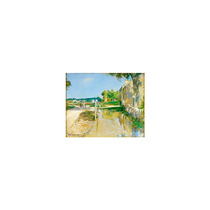 Pintura Arte A Country Road Art, 20 X16